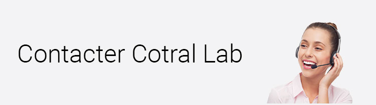 Contacter Cotral Lab